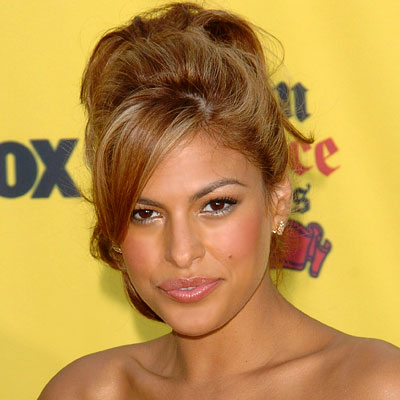 Black Hairstyles 2010 on Eva Mendes Hairstyles For 2010     11  Get The Look For Yourself Eva