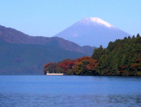 Fuji-Hakone-Izu National Park Japan - SheClick.com