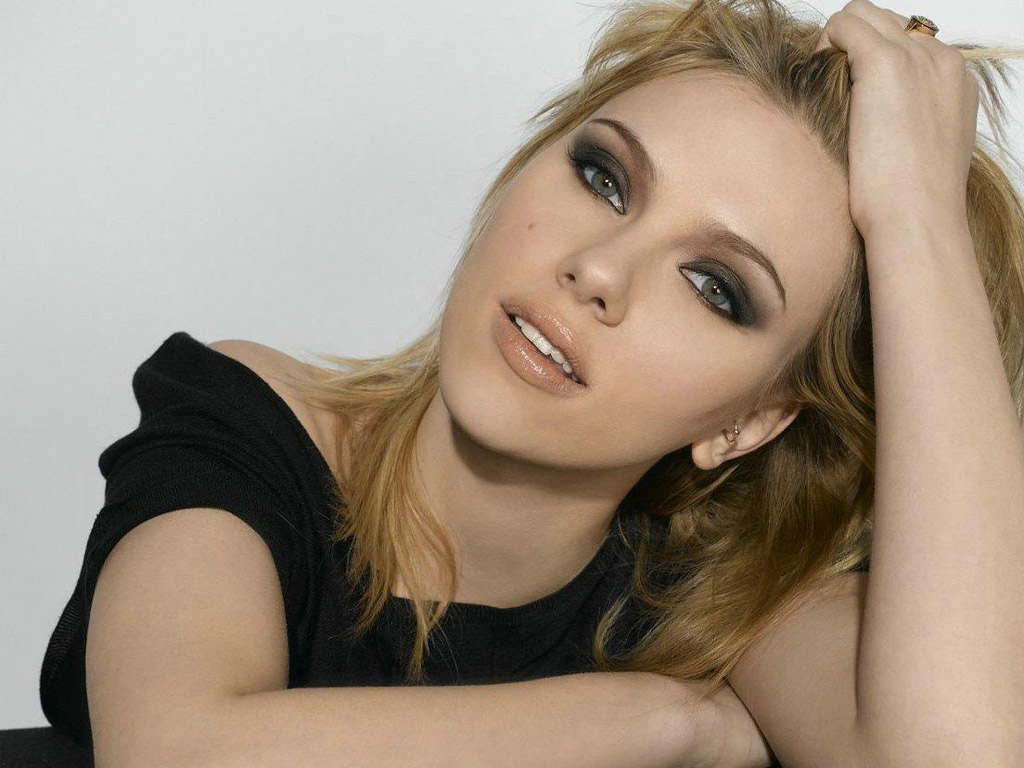 scarlett johansson model - photo #27
