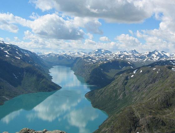 Jotunheimen National Park Norway Sheclick Com