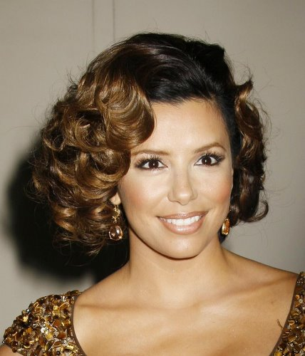 wavy medium length hairstyles. Mid Length Curly Hairstyles.