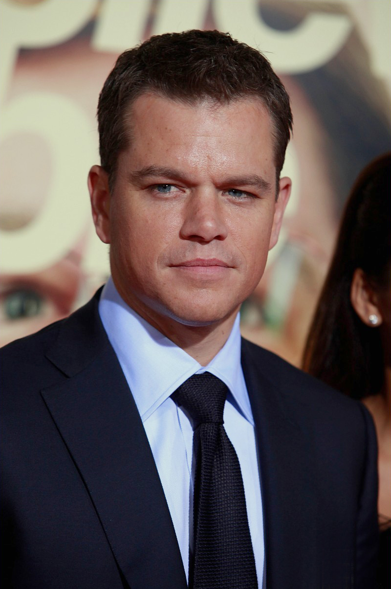 Top Meal Replacement Shakes >> Matt Damon Picture the Informant - SheClick.com