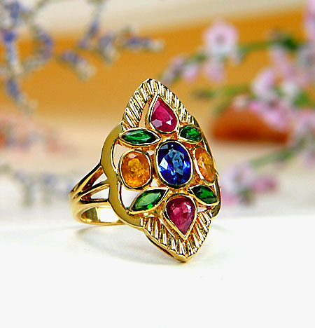 New Gemstone Jewelry Collection for 2011 - Absolute Gemstone Jewelry Designs For Girls