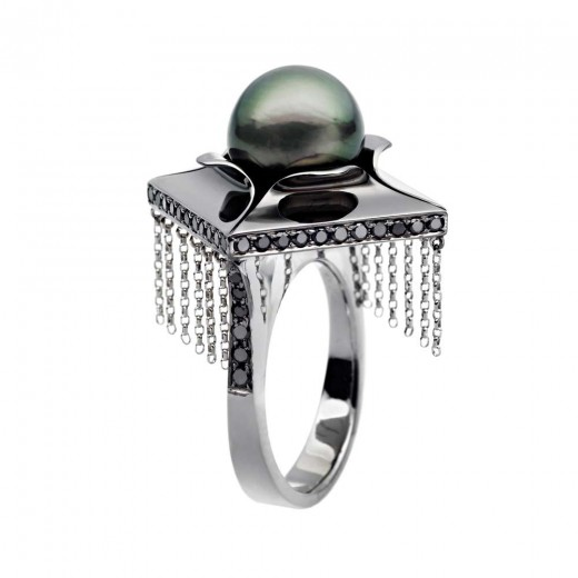New Night Fusion Cocktail Ring Trend 520x520 - Latest Fashion Rings: Remarkable Designs Collection