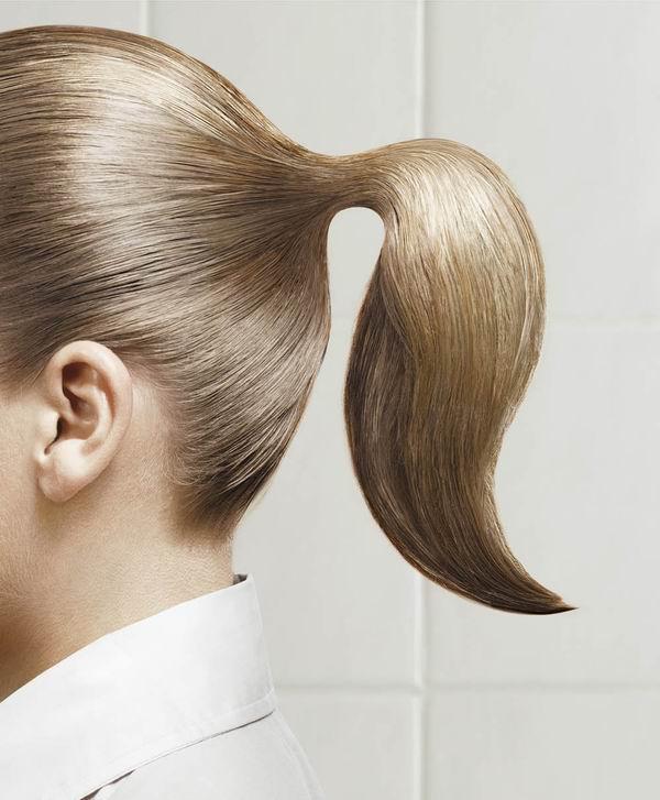 Tredny Ponytail Hairstyles For School Girls