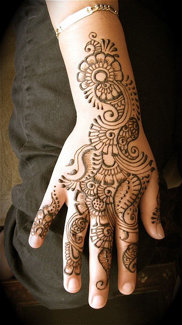 Henna For Hair Color During Pregnancy