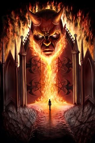 Gates Of Lucifer Wallpaper Sheclick Com