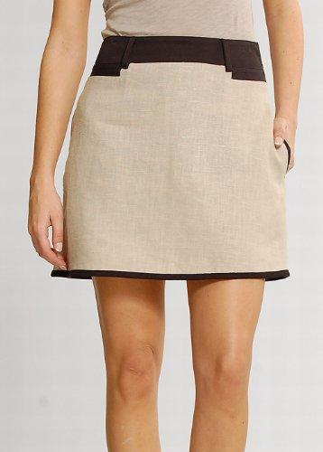 a line skirt design