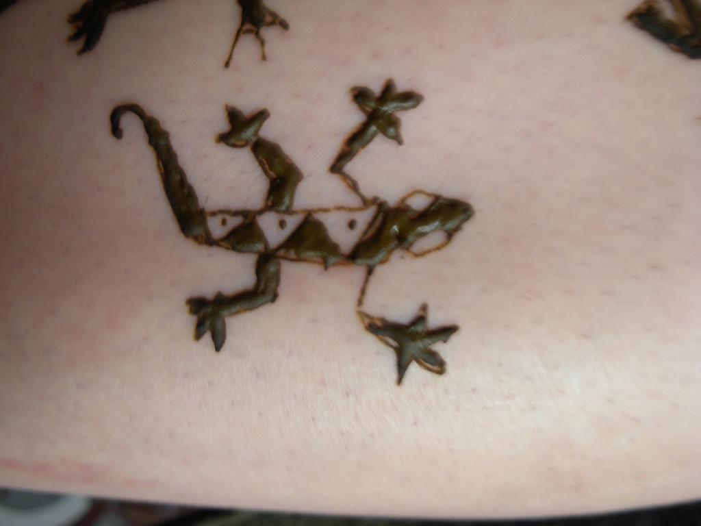 Lizard Tattoo For Women Sheclick Com