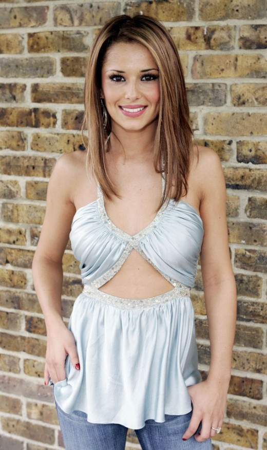 Can Cheryl cole tweedy hot