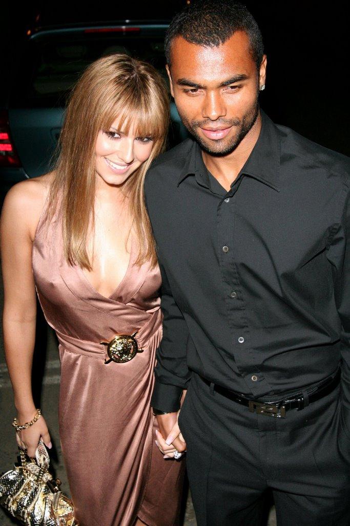 Cheryl Tweedy With Her Husband Sheclick Com