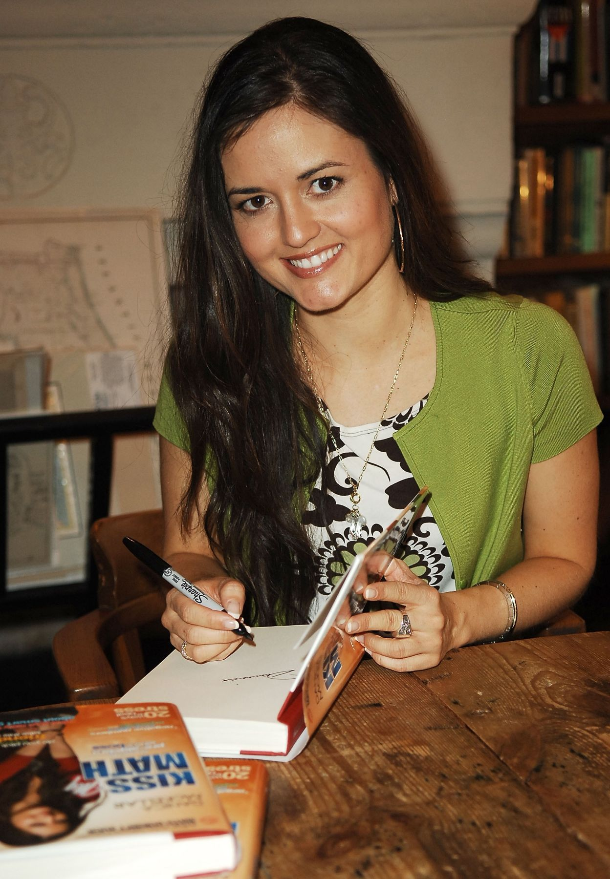 Danica Mckellar Author Sheclick Com