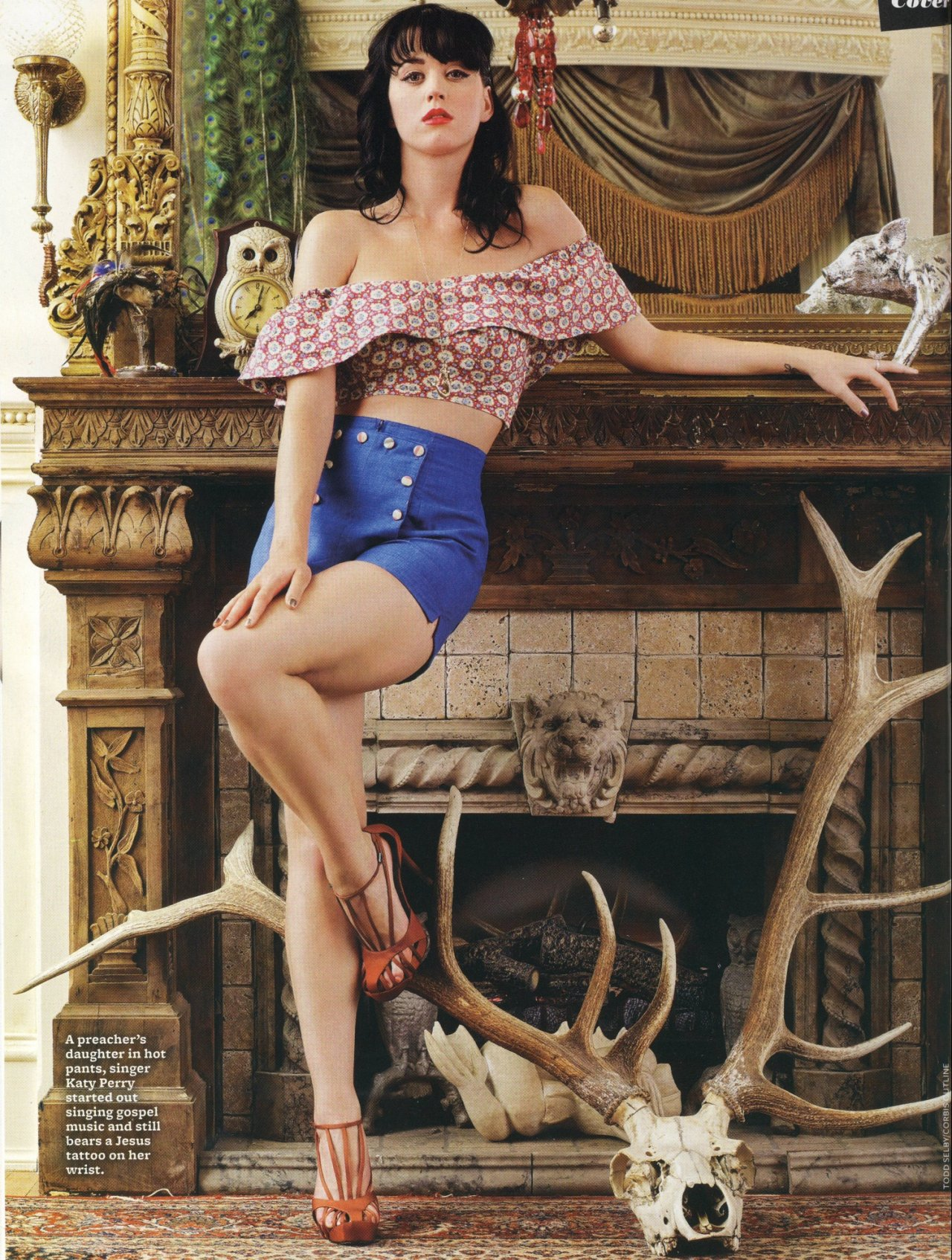 Katy Perry Hot Photoshoot Sheclick Com