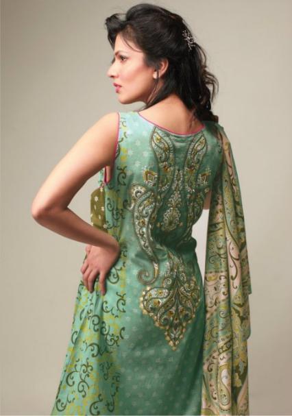 a9e4b96925 Al Karam Summer Lawn Complete Collection for 2012 - SheClick.com