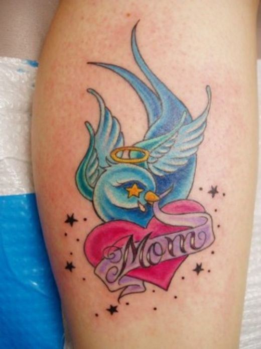 Love You Mom Tattoo Art Sheclick Com