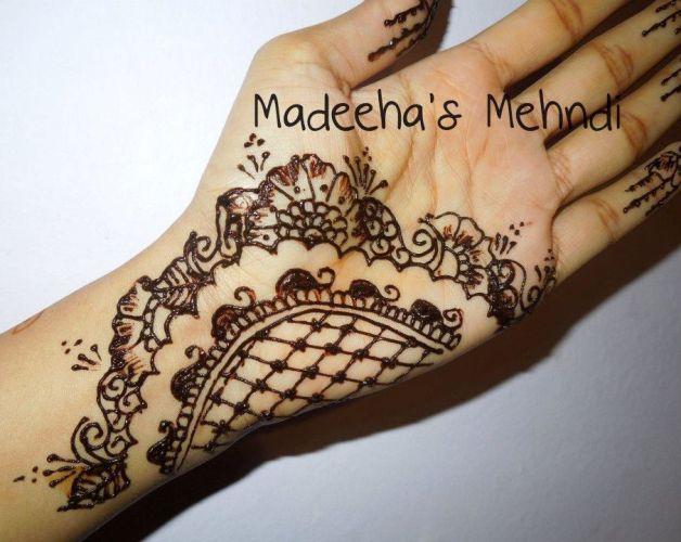 20 latest classic mehndi designs for eid 2012   sheclick