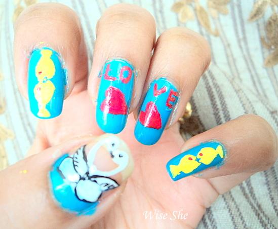 20 creative easy nail art designs