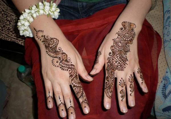 Stylish Eid-Ul-Adha Mehndi Designs for 2012 | SheClick.com  Stylish Eid-Ul-...