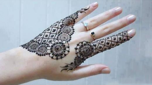 Simple Eid Mehndi Designs 2013 : Exquisite mehndi designs for eid ul adha sheclick