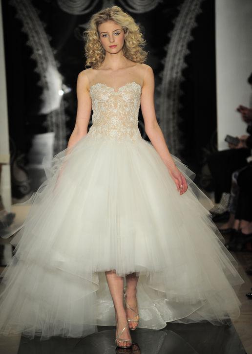 Hi Low Wedding Dress 44 Superb Wedding Dresses With High