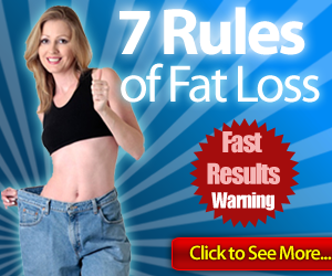 7 Rules of Fat Loss