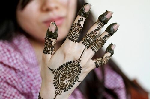 Good Arabic Mehndi Designs for Eid 2014