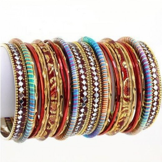 Beautiful Bangles Design for Eid ul Azha 2014