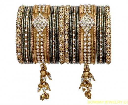 Special Eid Bangles Collection for Girls 2014