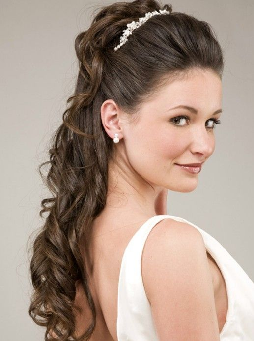 2015 Modern Wedding Hairstyle for Party