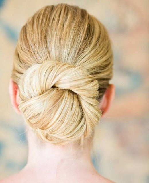 Bridesmaid Updo Hairstyles for Women 2015