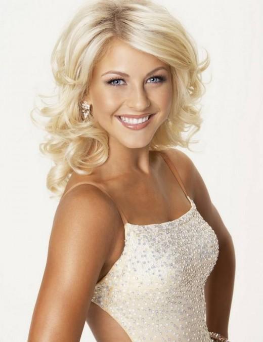 Gorgeous Wedding Wavy Hairstyle 2015