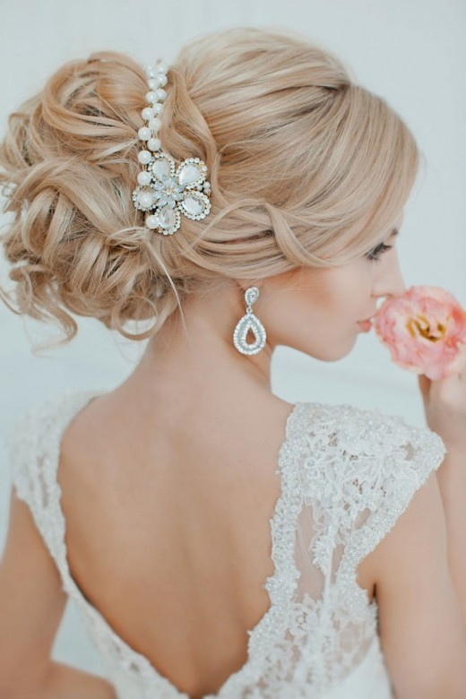 Inspiring Wedding Hairstyles Trends 2015