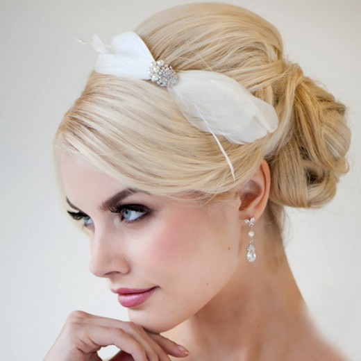 Outstanding Wedding Hairs for Brides 2015