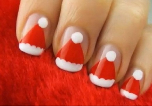Super 2015 Christmas Nail Art Designs