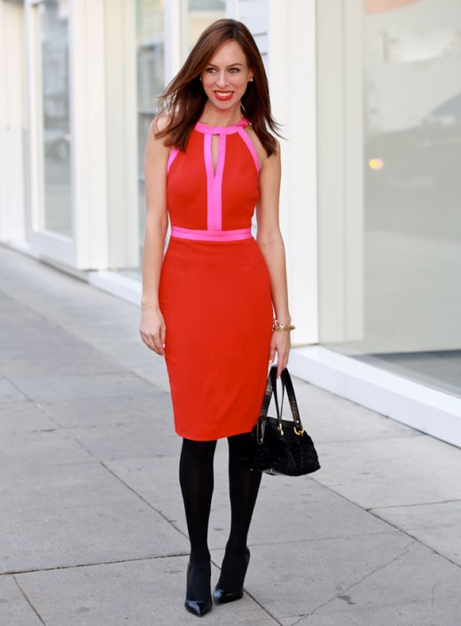 Amazing Dresses of Valentines Day for 2015