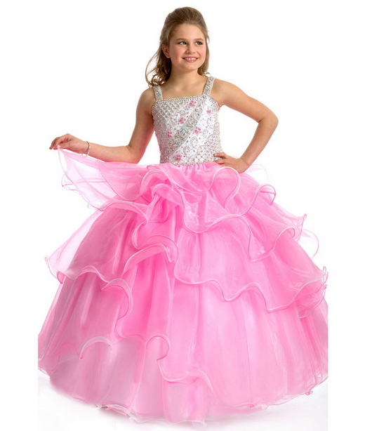 Valentines Day Dress Ideas Design for Kids 2015