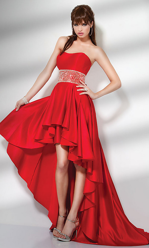 Valentine's Day Dresses Picture For Party 2015