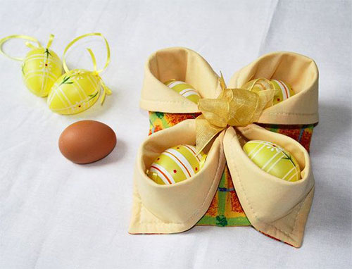 Easter Egg Basket Gift for Kids 2015