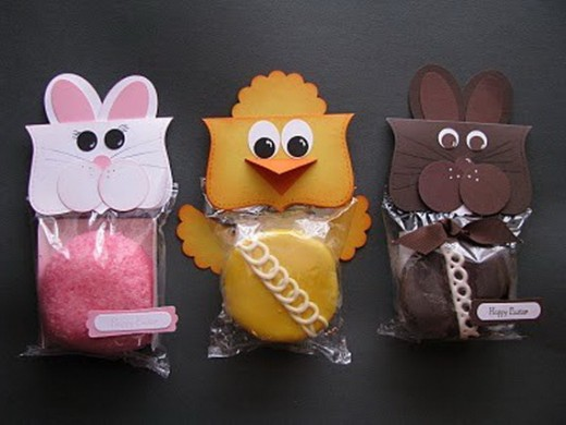 Easter Gift Packaging Presentation Trend
