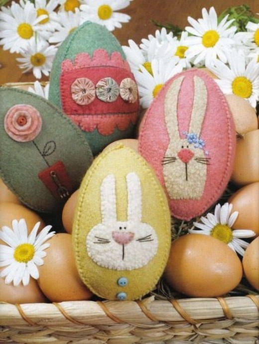 Easy Spring and Easter Holiday Crafts