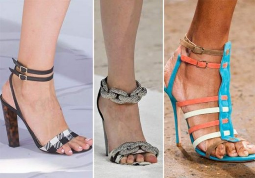 Latest Style of Shoes for Summer 2015