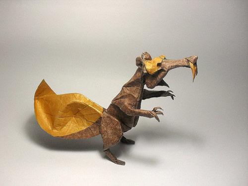 Origami - 3D Paper Art