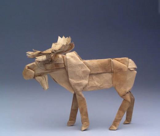 Origami - Japanese Paper Folding Art