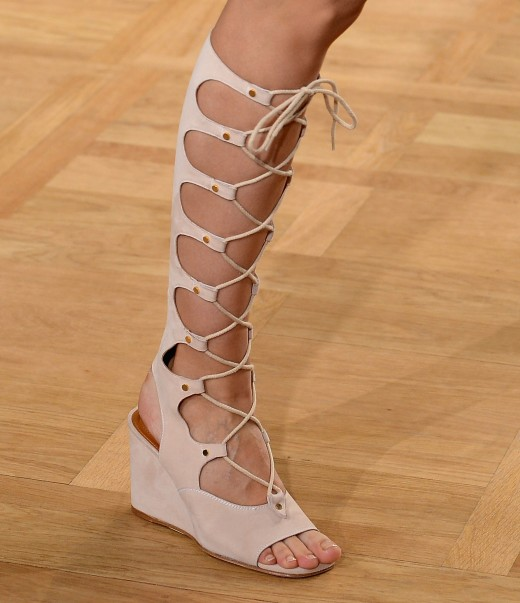 Summer 2015 Footwear Ideas for Girls