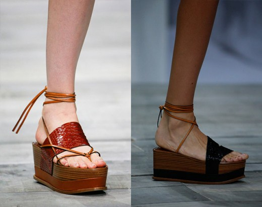 Trendy Footwear for Summer 2015