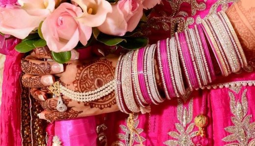 Amazing Eid Bangles Design 2015 for Girls