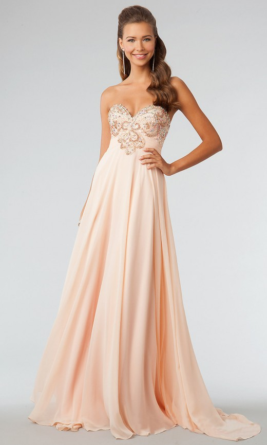 Beautiful Prom Cocktail Dresses for Girls 2015