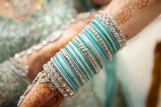 Eid Special Bangles Design 2015 for Brides