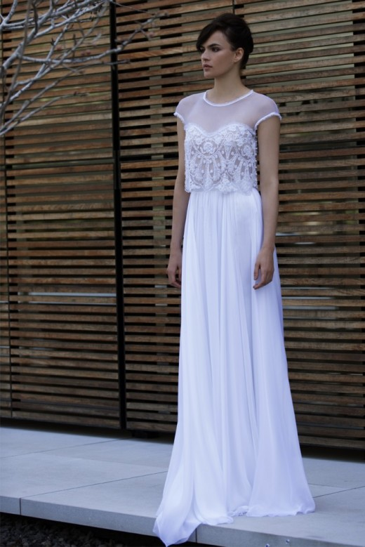 Fashion Style Prom Dresses 2015 For Brides