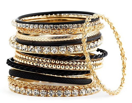 Ladies Bangles Style Collection for Eid 2015